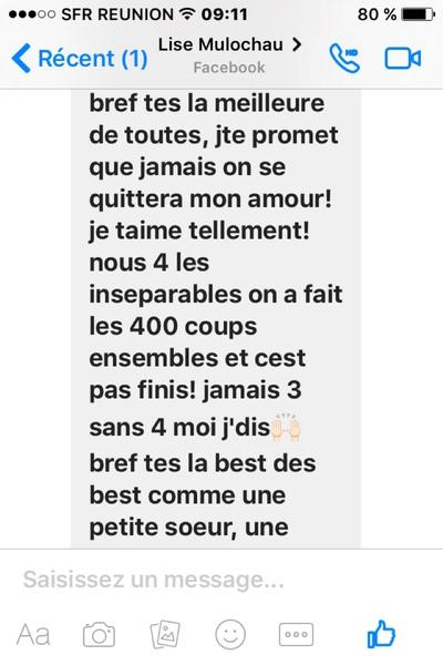 Texte Mignon Que Tu Es Reçu Askfmromanetricoire