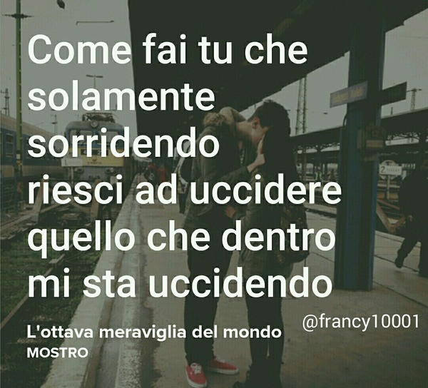 Frase Mostro Ask Fm Francy10001