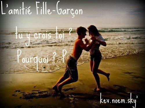 Amitie Fille Garcon Ask Fm Citationsetimagesvraies