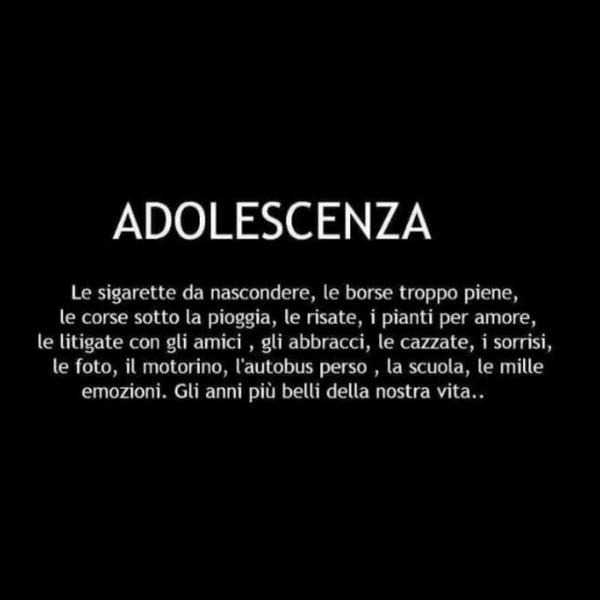 Frase Sull Adolescenza Ask Fm Ladistanzauccidetutti