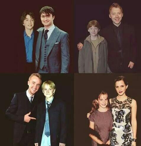 se Harry i Hermiona izlaze u stvarnom životu duboko druženje San Francisco