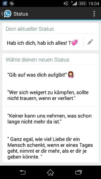 Whatsapp Status Askfmliebekommtliebegeht