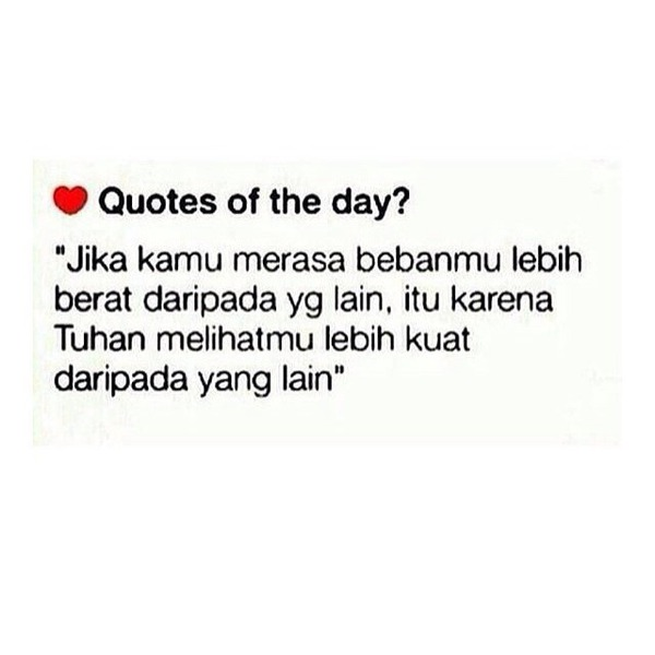 pap quote for me please happy sunday ❤❤ fm jihanfsasmito