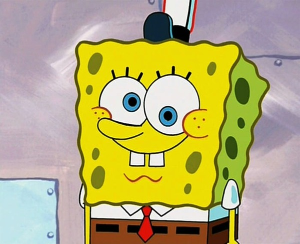 Spongebob traurig