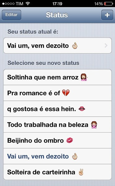 Status Para Whatsapp Askfmfashionunited