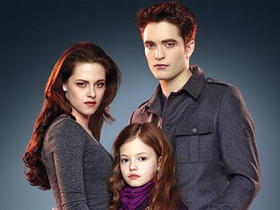 Bella i Edward spotykają się w prawdziwym życiu