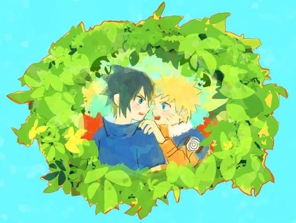 gry randkowe Naruto i Sasuke