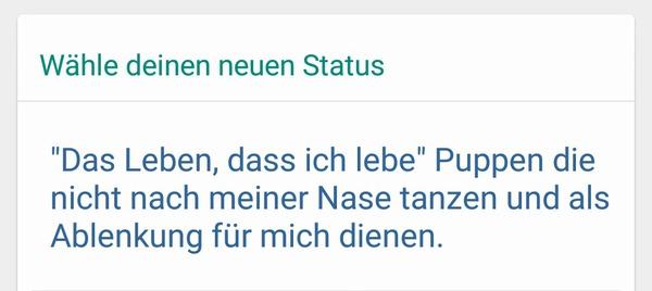 Whatsapp Status Askfmpolitheo