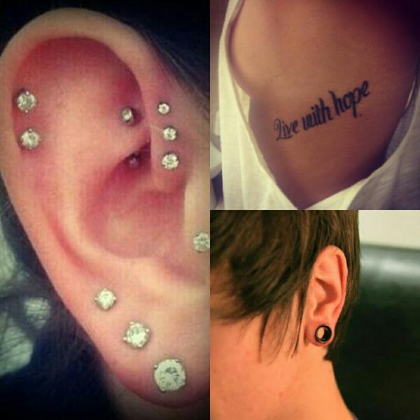 Tetoválás piercing randi