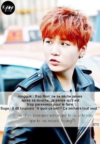 Qg Kpop Je Veux Des Citation Des Phrases Sortis Par Des Idoles