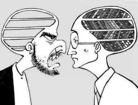 Kto Ma Więcej Do Powiedzenia Człowiek Mądry Czy Głupi